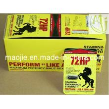72HP Male Sex Enhancer Supplement Pill