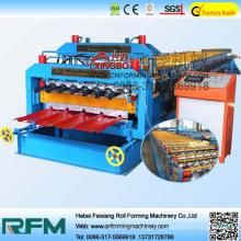 FX Stahldachblechformmaschine