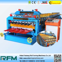 FX Steel roofing sheet forming machine
