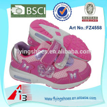 wholesale kids light sport shoes for boy with cartoon cheap price