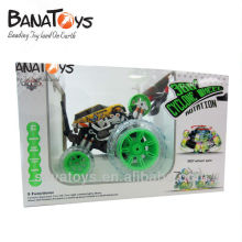 9 Functions with light and music rc stunt car