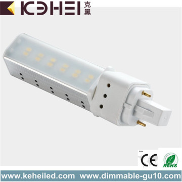 6W G24 2 Pins LED-rör Home Lighting