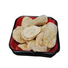 China Supplier Healthy Snack Freeze Dried Banana Chips