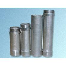 Keil Draht Siebfilter Zylinder