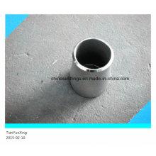 ANSI Fittings Rebaixador de tubos de aço inoxidável sem costura