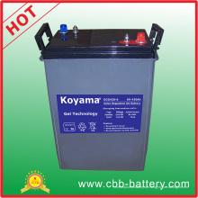 Großhandelspreis 420ah 6 V E-Bus & Marine Tiefzyklus Batterie