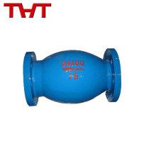 Principios de diseño normales de la válvula de retención del flotador de la bola del tanque de la unión del tipo abierto abierto