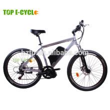 nouveau modèle à vendre e vélo avec bafang bbs02 facile équitation vélo électrique de montagne