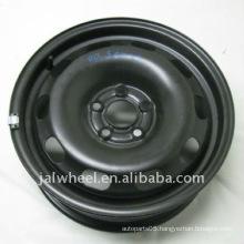 CE certification 14 Inch Black Snow Wheels for Passenger Car