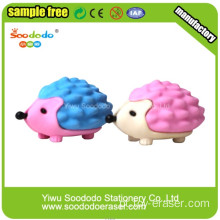 3D Arte Hedgehog Animal Eraser