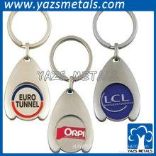 fashion gift metal keychain mini tool keyring