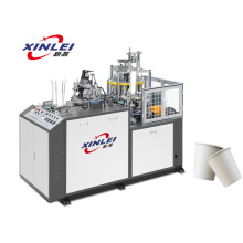 Automatic Medium Speed Paper Cup Machine