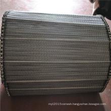 High temperature furnace chain conveyor belt