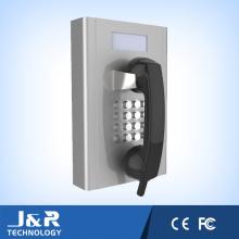 Service bancaire Téléphone analogique / SIP, téléphones d'hôpitaux, téléphone sans fil de prison