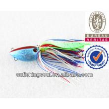 MJL040 billige angelgerät alle fischköder glow großhandel blei metall jig fischköder