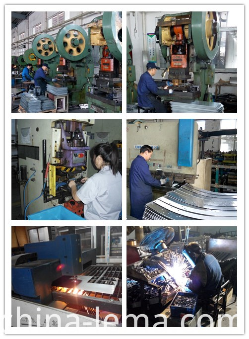 stamping welding bending prodction