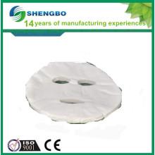 Folha de máscara facial seca