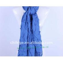 écharpe en laine faite main écharpe