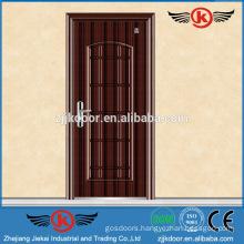 JK-F9018 Fireproof Steel Security Door Wooden Fire Anti Door