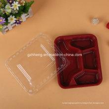 Подгонянный пластичный трактир трактира еды (контейнер еды PP)