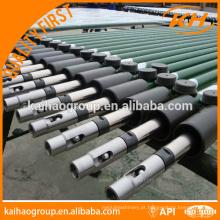 API 11ax 4 1/2 '' subsurface Bomba de tubulação, bomba da haste do otário, bomba da haste
