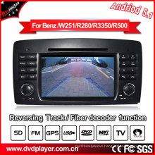 Wholesales Price Hl-8824 DVD Player Android Car for Benz R W251 Navigation