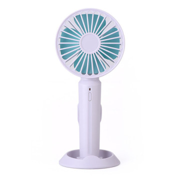 USB Handheld Bateria Tabela Mini ventilador Air Cooler