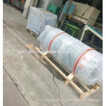 mini máquina de secado por congelación del compresor de aire comprimido con tanque de aire
