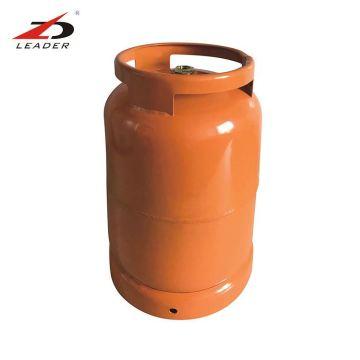 Zertifizierte benutzerdefinierte Saudi-Arabien Gasflasche