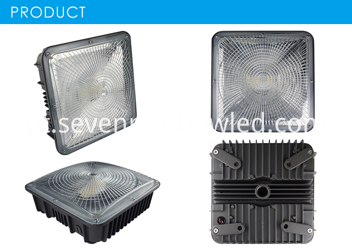Outdoor Led Canopy Light
