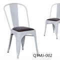 silla de comedor de cuero silla de comedor vintage