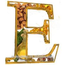 Não GMO Natural Vitamina E matéria-prima