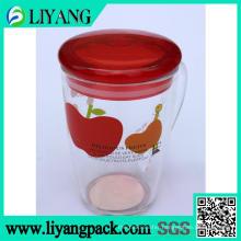 Transparent Plastic, Heat Transfer Film for Plastic Cup