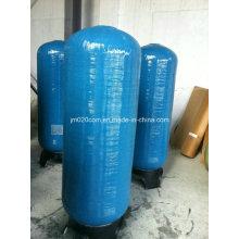 FRP Cilindro de Vidro de Fibra para Tratamento de Amaciador de Água