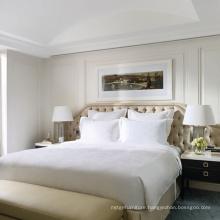European Economicial Chain Seaside Resort Wooden Hotel Bedroom Sets