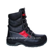 Partie rouge professionnel Sport Style militaire des chaussures de sécurité (HQ03025)