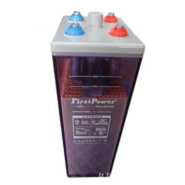 Batterie de stockage OPzS Battery 2V21000Ah Gel Battery