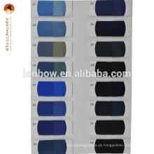 Tecido de revestimento interno branco PV para vestuário estoque regular