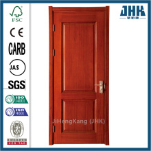 JHK Popular Design Red Color Veneer Door