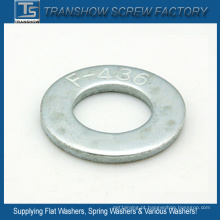 Nós padrão ASTM F436 Flat Washers