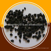 Carvão fixo chinês Carburante / aditivos de carbono 3-10mm