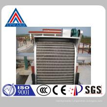 China Upward Brand Rotary Grille Decontamination Machine Supplier