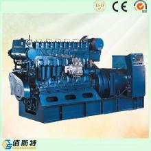 62.5kVA Generación de energía marítima eléctrica de la energía del motor de la nave