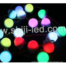 30mm 3leds RGB DMX LED Dot Matrix Display Digital pixel DMX Etapa de iluminación para bar etapa DJ / Fiesta