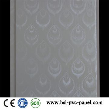 Decorative Laminated Flat PVC Wall Panel PVC Panel Board