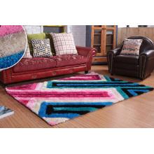 Living Room 3D Shaggy Carpet /Rug