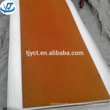 Corten do preço da placa de aço do corten dos TERMAS-H para telas exteriores do metal decorativo