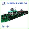 El nuevo CNC de alta velocidad cortó el rodillo de acero de C que hace la máquina que hace la máquina que hace la máquina