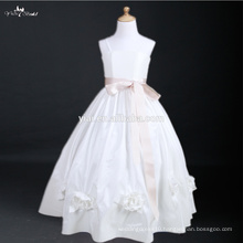 FG28 Ankle Length Ivory Girls First Communion Dresses