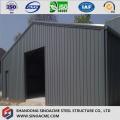 Iso Zertifizierung Weltweit weitgehend gebraucht Stahlrahmen Garage / Lager